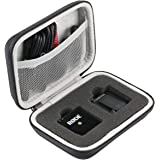 Khanka Hard Storage Carrying Case for Rode Wireless Go - Compact Wireless Microphone System, Transmitter Receiver