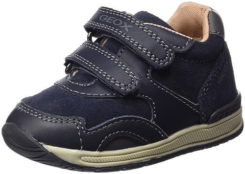 Geox B Rishon Boy B, Botines de Senderismo para Bebés: Amazon.es: Zapatos y complementos