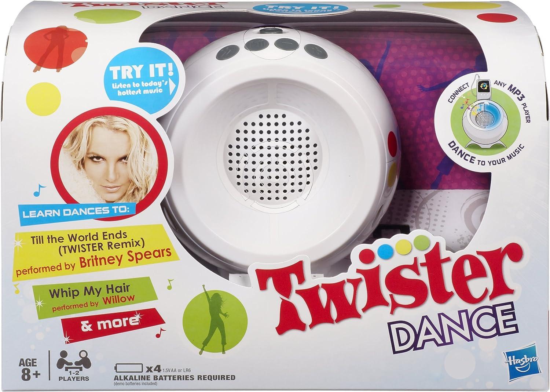 Hasbro Twister Dance - Juego electrónico de Baile: Amazon.es: Juguetes y juegos