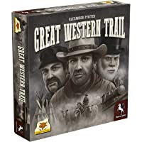 USAopoly Current Edition Great Western Trail Board Game