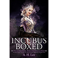 Incubus Boxed: The Incubus Series Books 1-4 Boxed Set (English Edition)