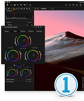 Capture One 11 Sony Photo Editing Software | Single User, 2 seats | Windows [Download]