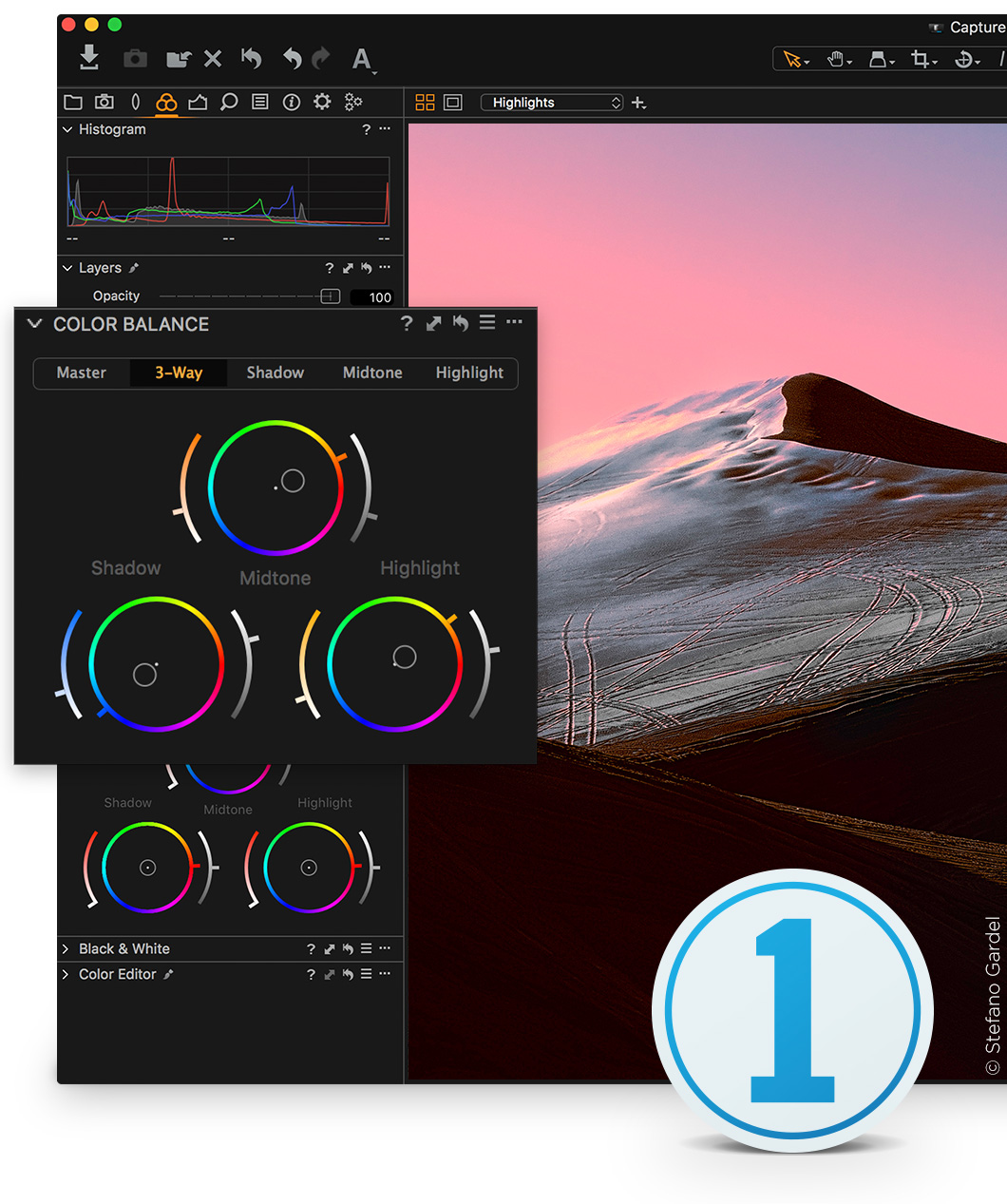Software : Capture One 11 Sony Photo Editing Software | Single User, 2 seats | Mac [Download]