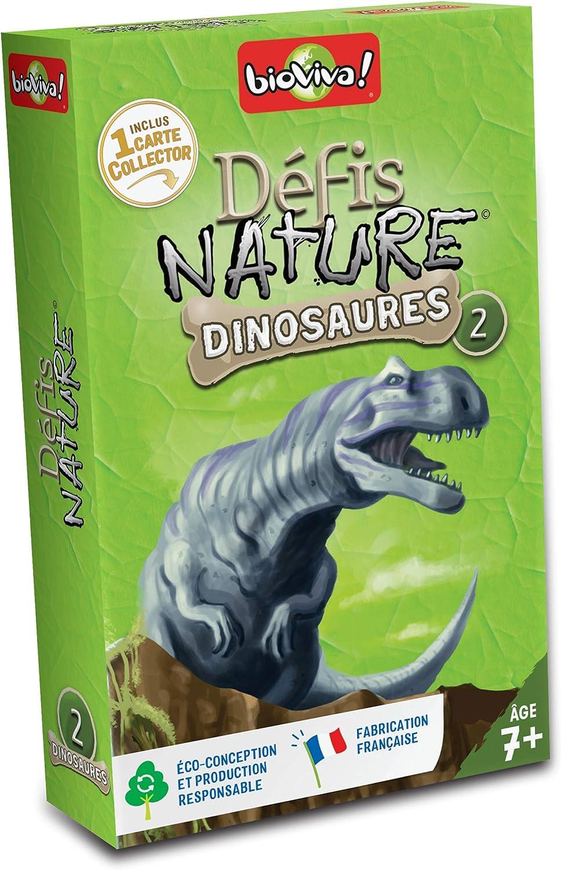 Bioviva - Juego de Cartas Dinosaurios (101013114) (Importado ...