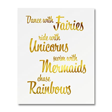 Dance With Fairies Ride With Unicorns Swim With Mermaids Chase ...