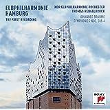 Elbphilharmonie - Die erste Aufnahme: Brahms Sinfonien 3 & 4