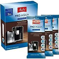 Melitta Filterpatroon voor volautomatische koffiemachines, 3 x Pro Aqua, voorkomt verkalking, eenvoudig in gebruik, 3…
