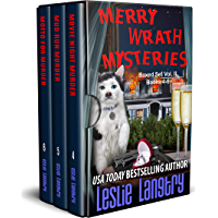 Merry Wrath Mysteries Boxed Set Vol. II (Books 4-6)
