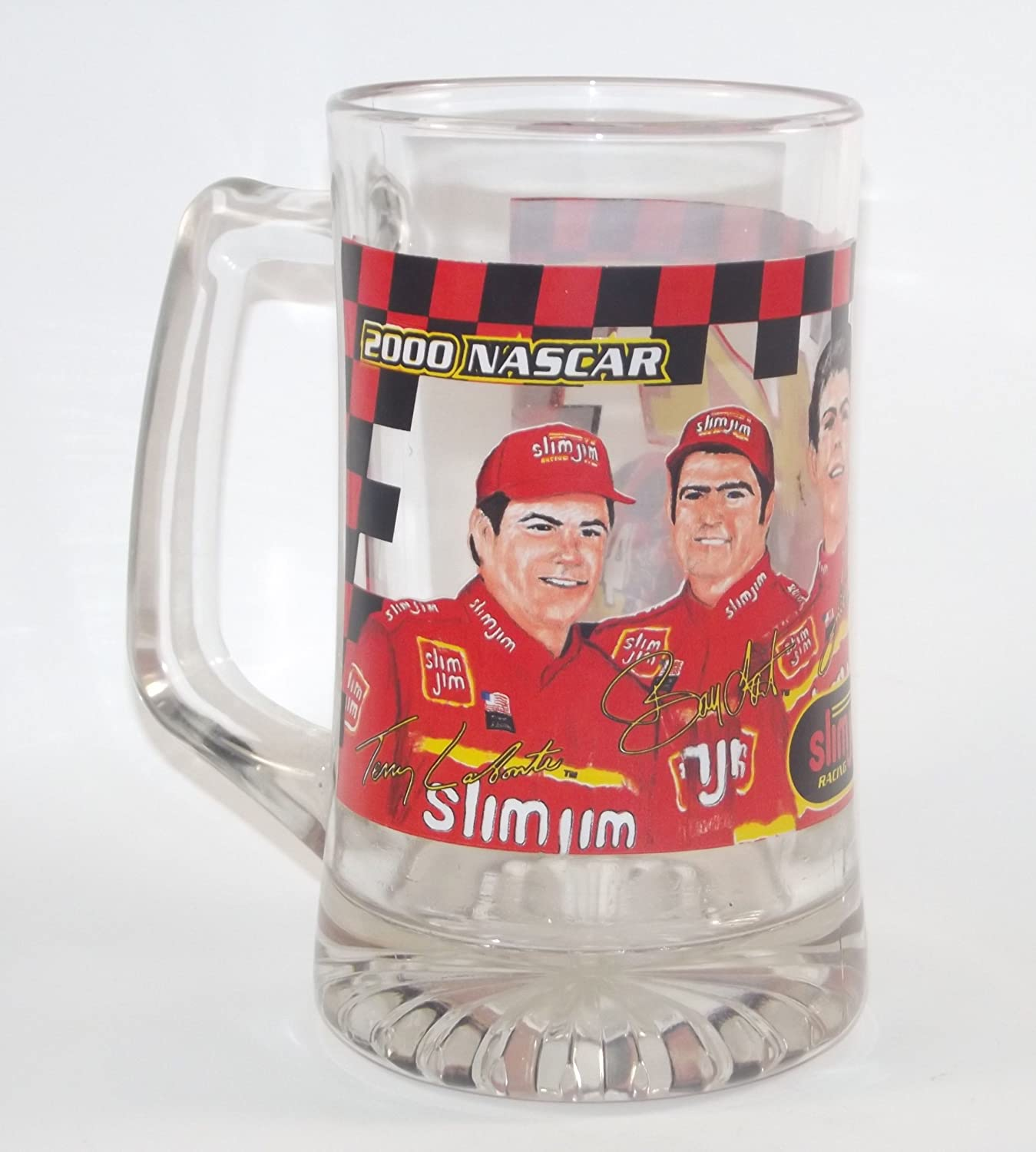 R and R Imports Inc Kevin Harvick #4 24 oz Straw Tumbler 2-Pack