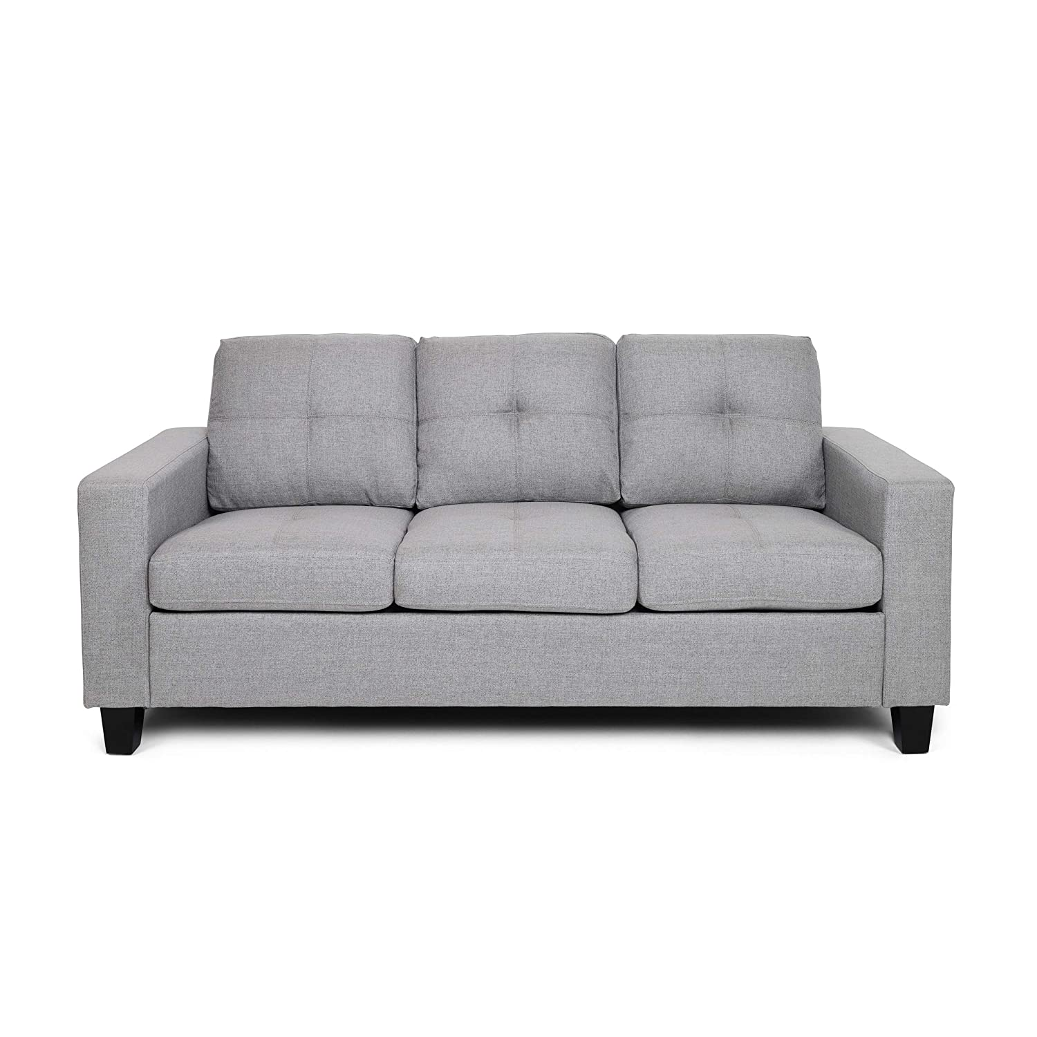 Amazon.com: Christopher Knight Home Viviana Three Seater ...