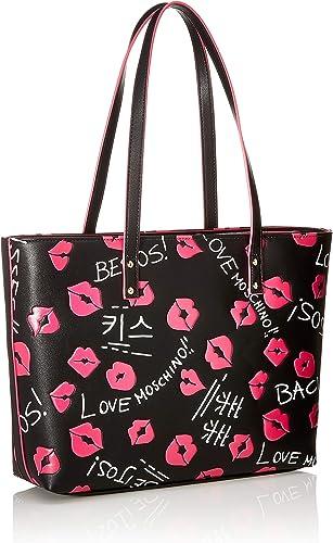 Handtasche Frau Schultertasche LOVE MOSCHINO Artikel JC4108PP18LU DIGITAL PRINT
