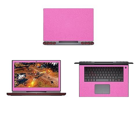 Amazon Com Sparkling Pink Fiber Skin Decal Wrap Skin Case For Dell