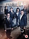 Person of Interest Season 1-5 [DVD PAL方式](Import版)