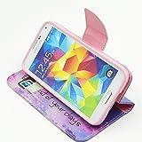 S5 Case, Galaxy S5 Wallet Phone Case, Jenny Shop
