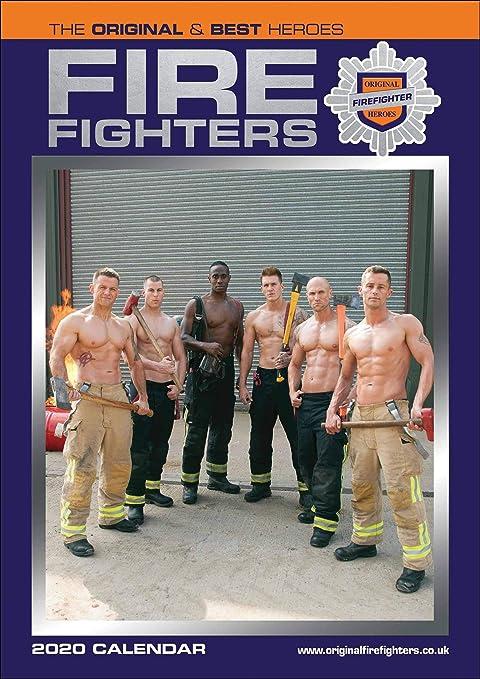 Calendrier 2020 Pompiers.Calendrier A3 Des Pompiers 2020 Amazon Fr Fournitures De