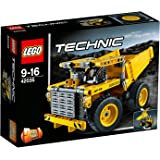 LEGO Technic - 42035 - Jeu De Construction - Le Camion De La Mine