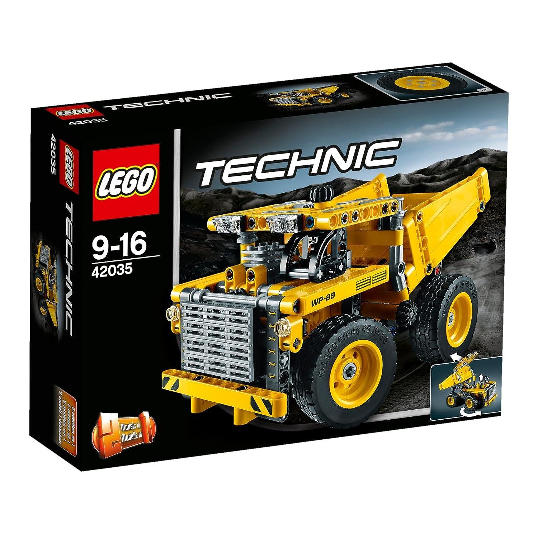LEGO Camión de minería multicolor