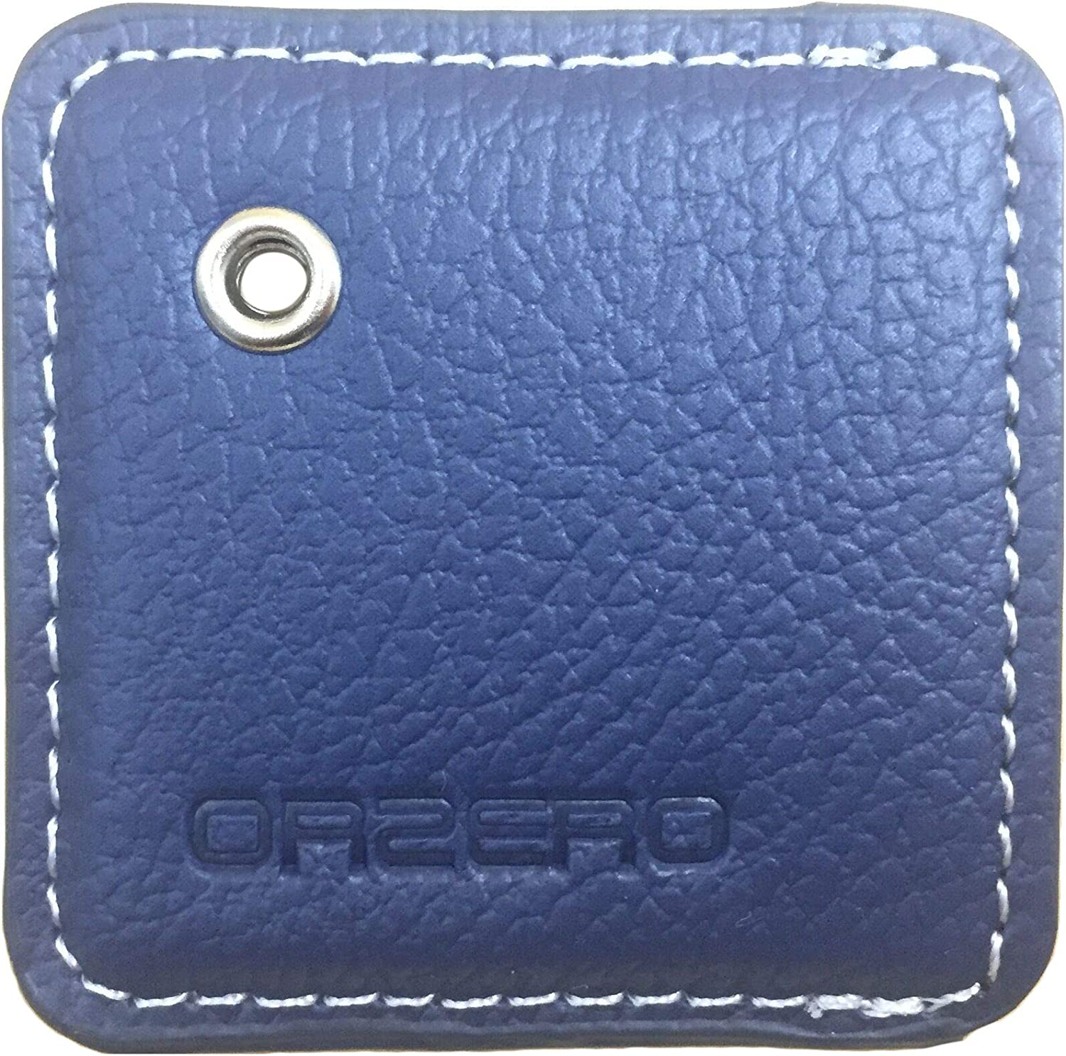 Device Not Included -Blue Orzero Case Compatible for New Tile Mate with Replaceable Battery//Tile Pro//Tile Sport Finder with Keychain//Key Ring Away from Scratch Wet Dirty