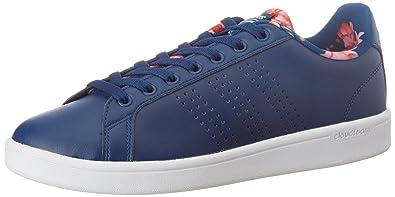 adidas Damen Cloudfoam Advantage Sneakers