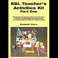 ESL Teacher's Activities Kit Part One (ESL Teacher's Activitities Kit Book 1)