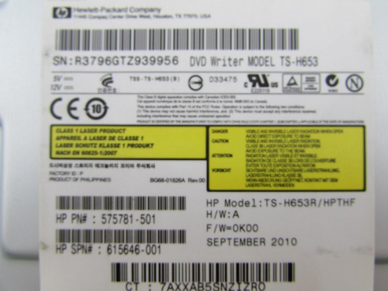 HP CDDVDW TS-H653R SATA WINDOWS DRIVER DOWNLOAD