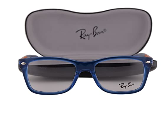 4380ab7fc7 Ray Ban RX5228 Eyeglasses 53-17-140 Crystal Blue 5547 RB5228  Amazon.co.uk   Clothing