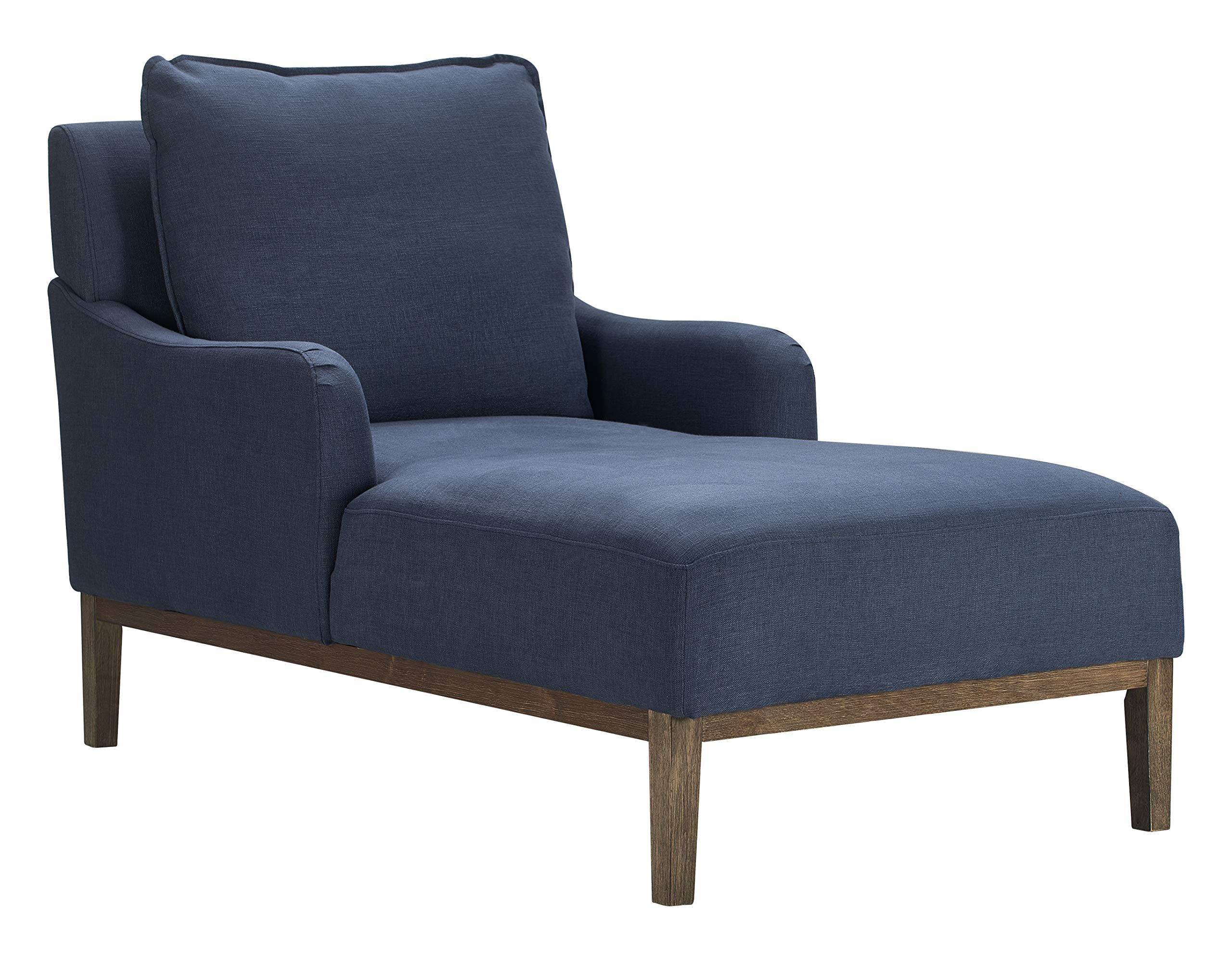 CDM product Finch UPH20062C Elmhurst Chaise Lounge, Blue big image