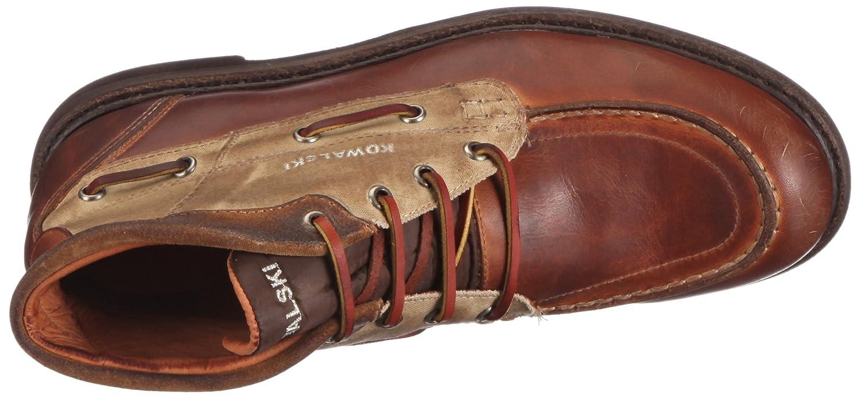 75f451f9f3f6f5 Kowalski Kemp Boatshoe 4880VAPBLK, Chaussures Basses Homme: Amazon.fr:  Chaussures et Sacs