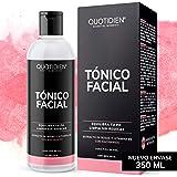 Tónico Facial con Agua de Rosas + Vitamina B5 + Niacinamida- 350ml- Sin Fragancia-Sin Alcohol Etílico-97% Ingredientes…