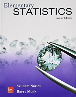 Amazon elementary statistics 9780073386126 william navidi elementary statistics with formula card and connect math hosted by aleks access card fandeluxe Choice Image