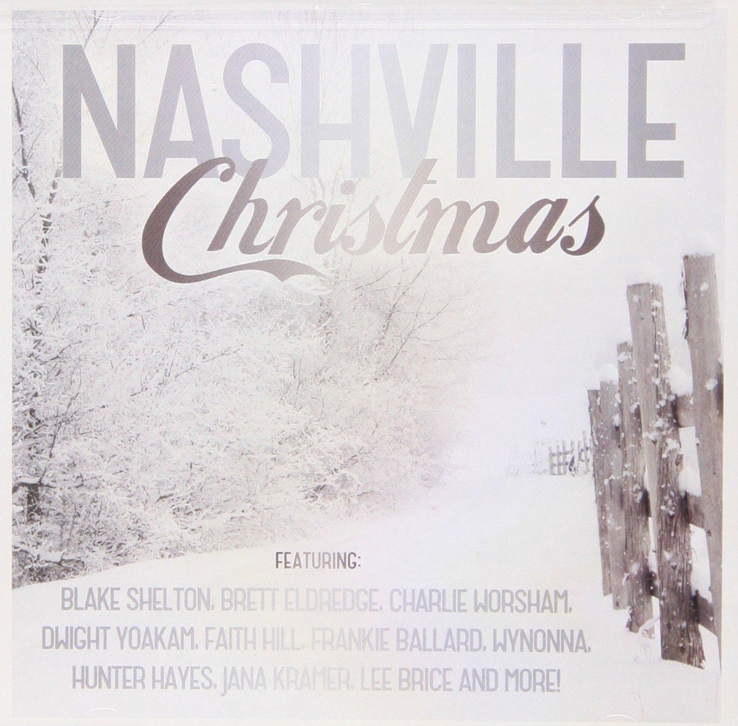 Various Artists - Nashville Christmas - Amazon.com Music