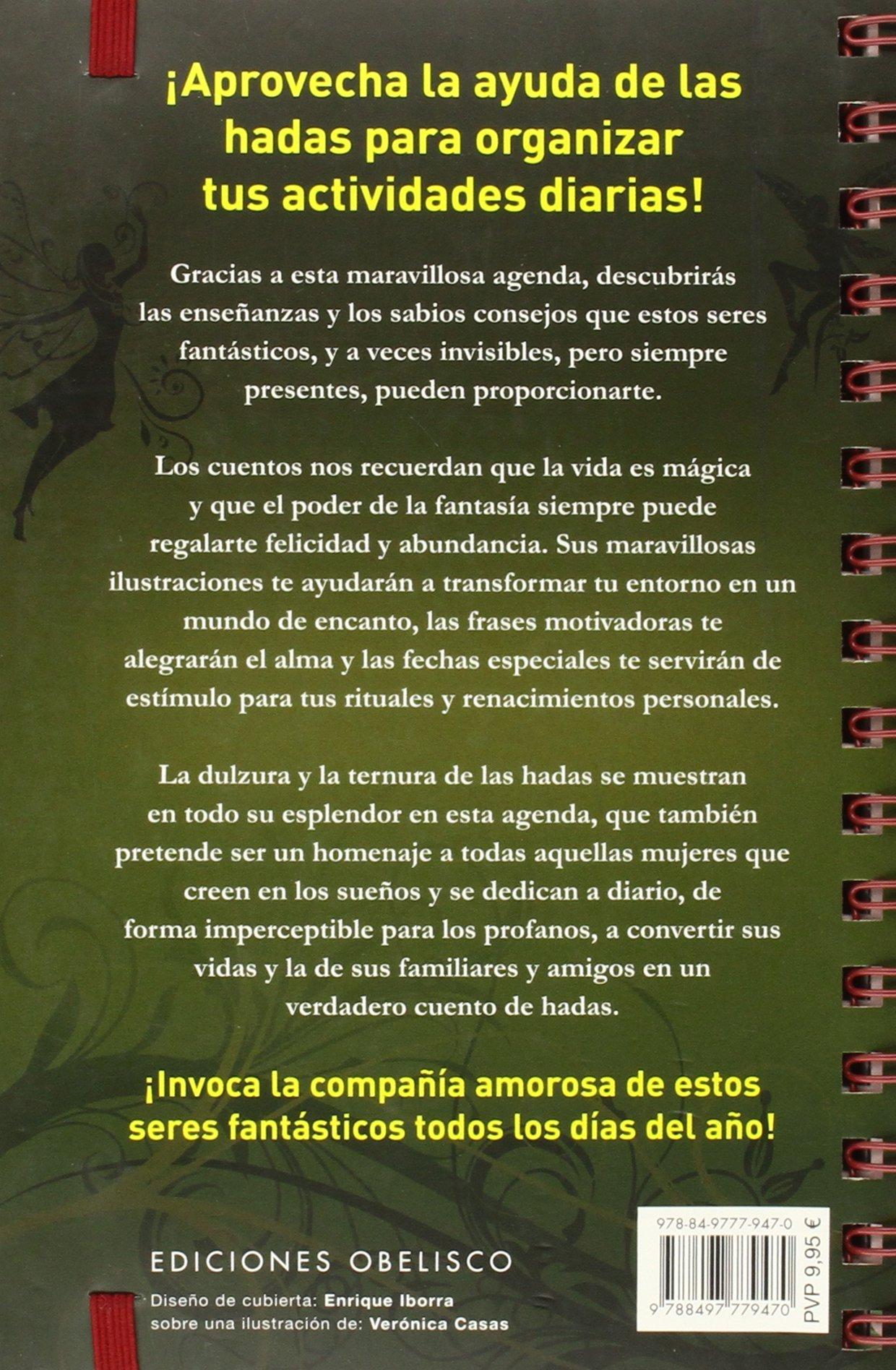 2014 Agenda hadas (AGENDAS): Amazon.es: Vv.Aa.: Libros