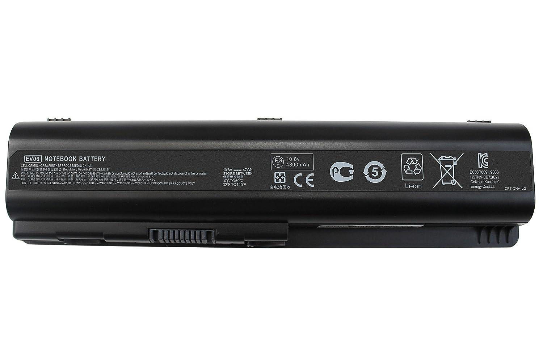 Amazon.com: Baturu EV06 Laptop Battery for HP Pavilion dv4 dv5 G50 G60 G70  G71 G60-535DX Compaq Presario CQ60 CQ50 CQ40 CQ70 CQ45 484170-001  484171-001 ...
