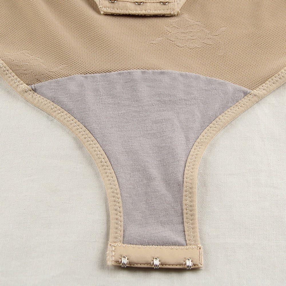 iYYVV Women Tummy Slimming Control Underbust Shaper Shapewear Bodysuit Underwear