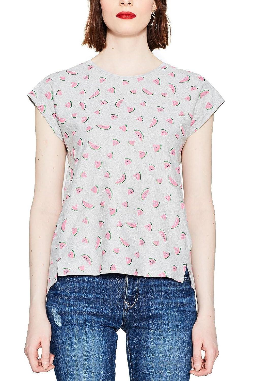 TALLA XS. Esprit Camiseta para Mujer