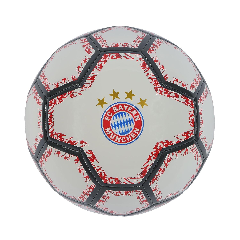 Balón FC Bayern Múnich + Gratis Pegatinas München Forever, Fútbol ...