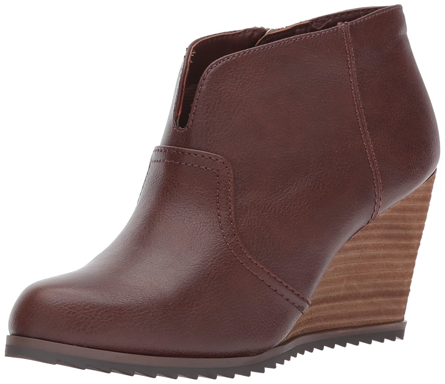 Dr. Scholl's Shoes Women's Inform Boot B071KQ9ZL7 8.5 B(M) US|Copper Brown
