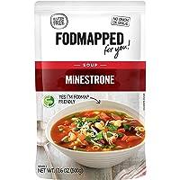 Fodmapped - 无麸质汤蔬菜通心粉 - 17.6 盎司