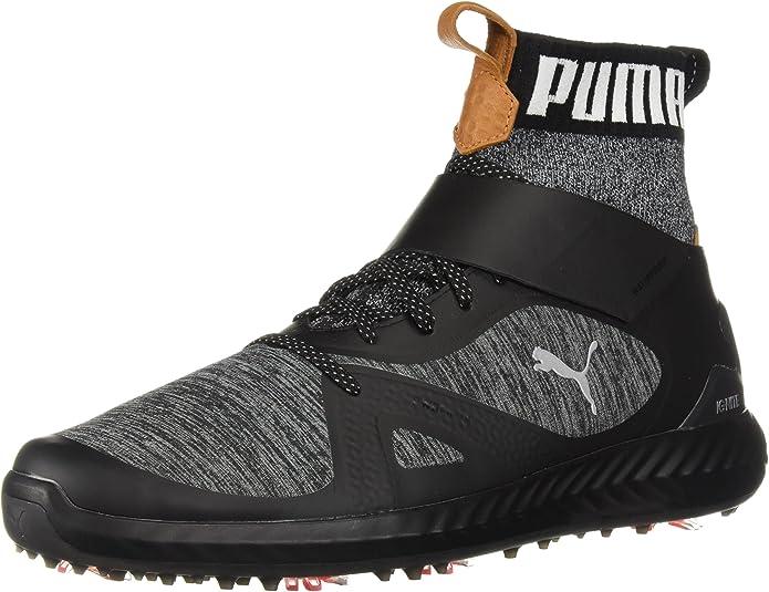 PUMA Men's Ignite Pwradapt Hi-top Golf Shoe