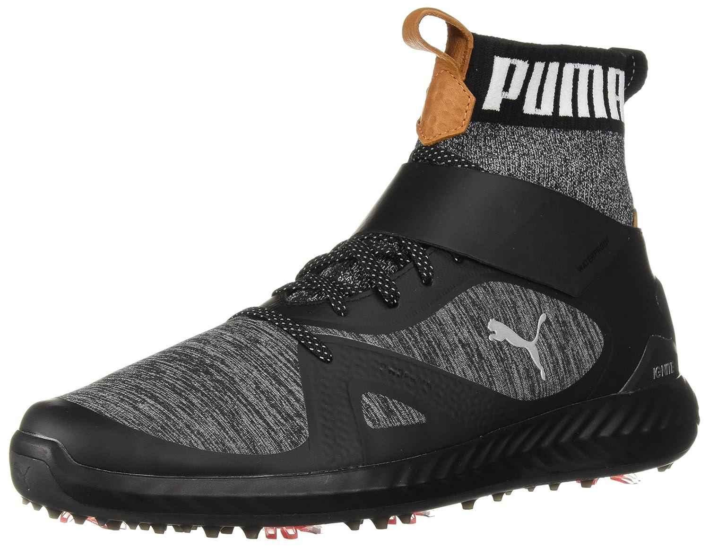 b3d82f8aa Amazon.com | PUMA Men's Ignite Pwradapt Hi-top Golf Shoe | Golf
