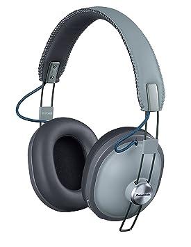 Panasonic RP-HTX80B-H - Auriculares estéreo inalámbricos (Gris): Amazon.es: Electrónica