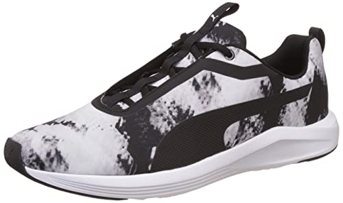 Puma Prowl Graphic Wn's Scarpe Sportive Indoor Donna Bianco White Black
