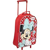 Disney Minnie Mouse Dotty Day Out Basic Wheeled Bag