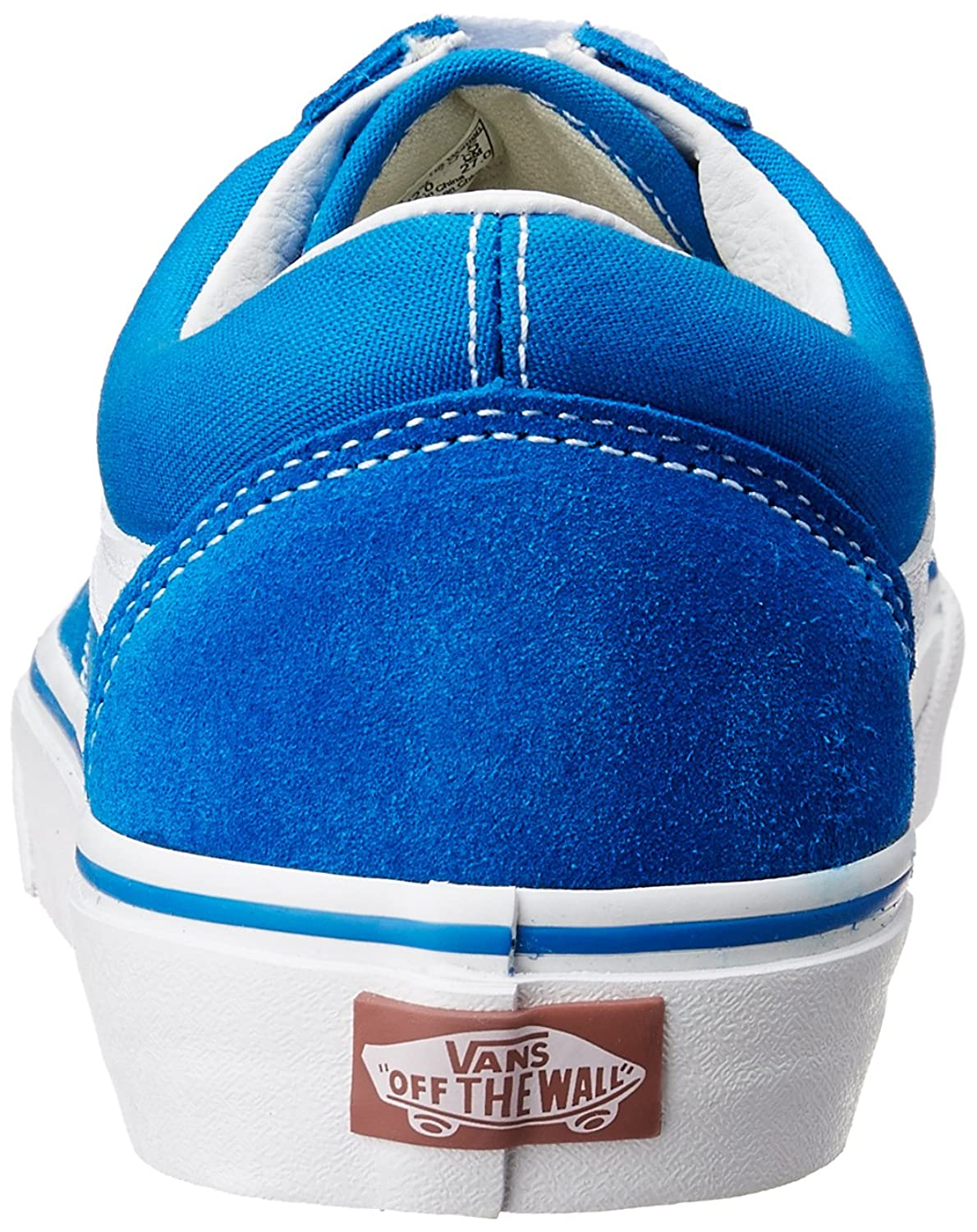 vans old skool blue white