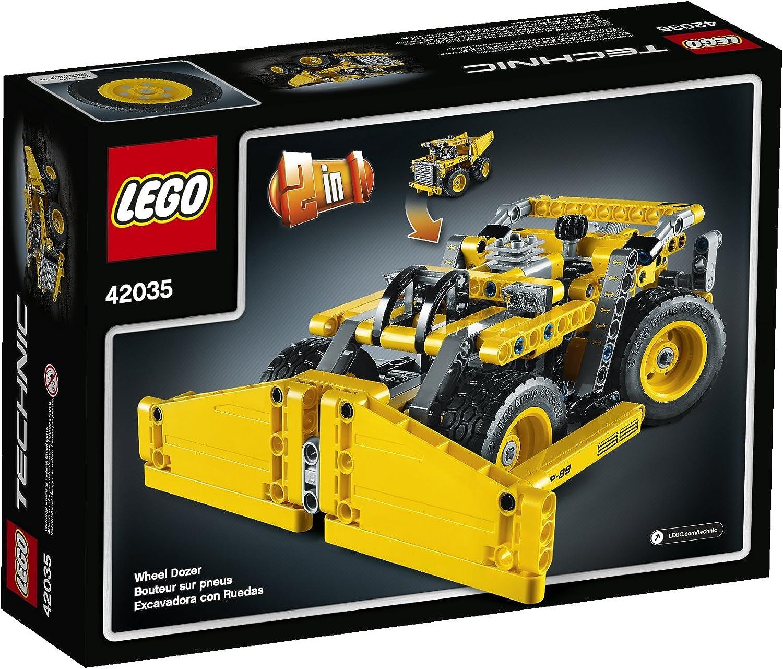 LEGO Technic Mining Truck (42035)
