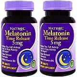 Melatonin 5mg Time Release (200 Tablets)