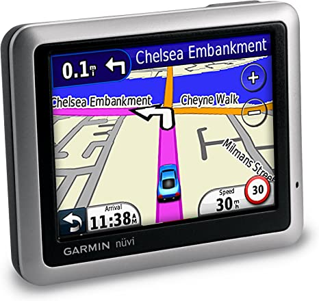 TomTom Start Classic 3.5 Sat Nav with UK and Western Europe Maps