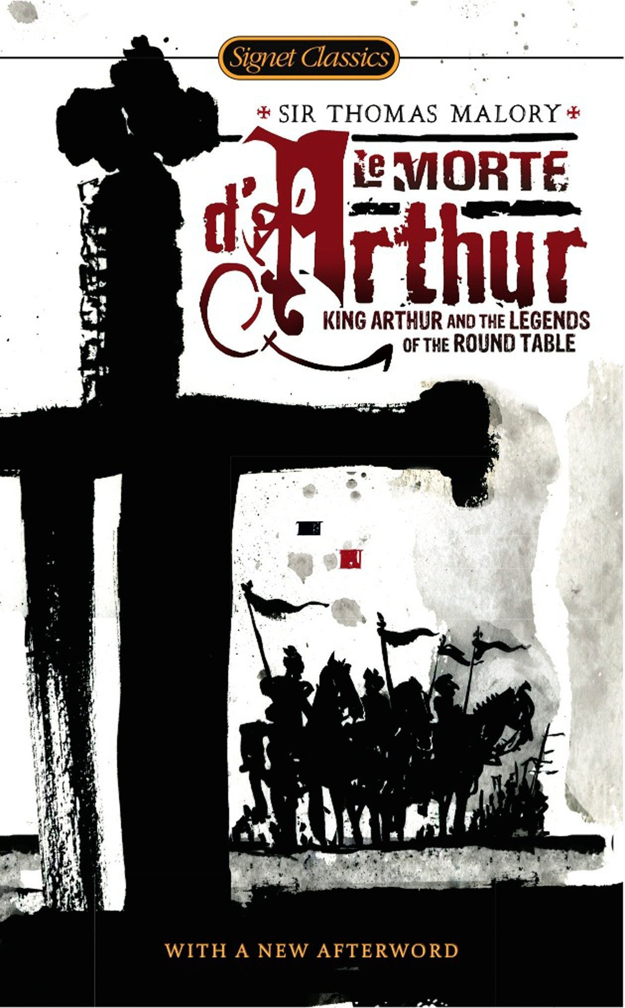 examples of chivalry in le morte d arthur