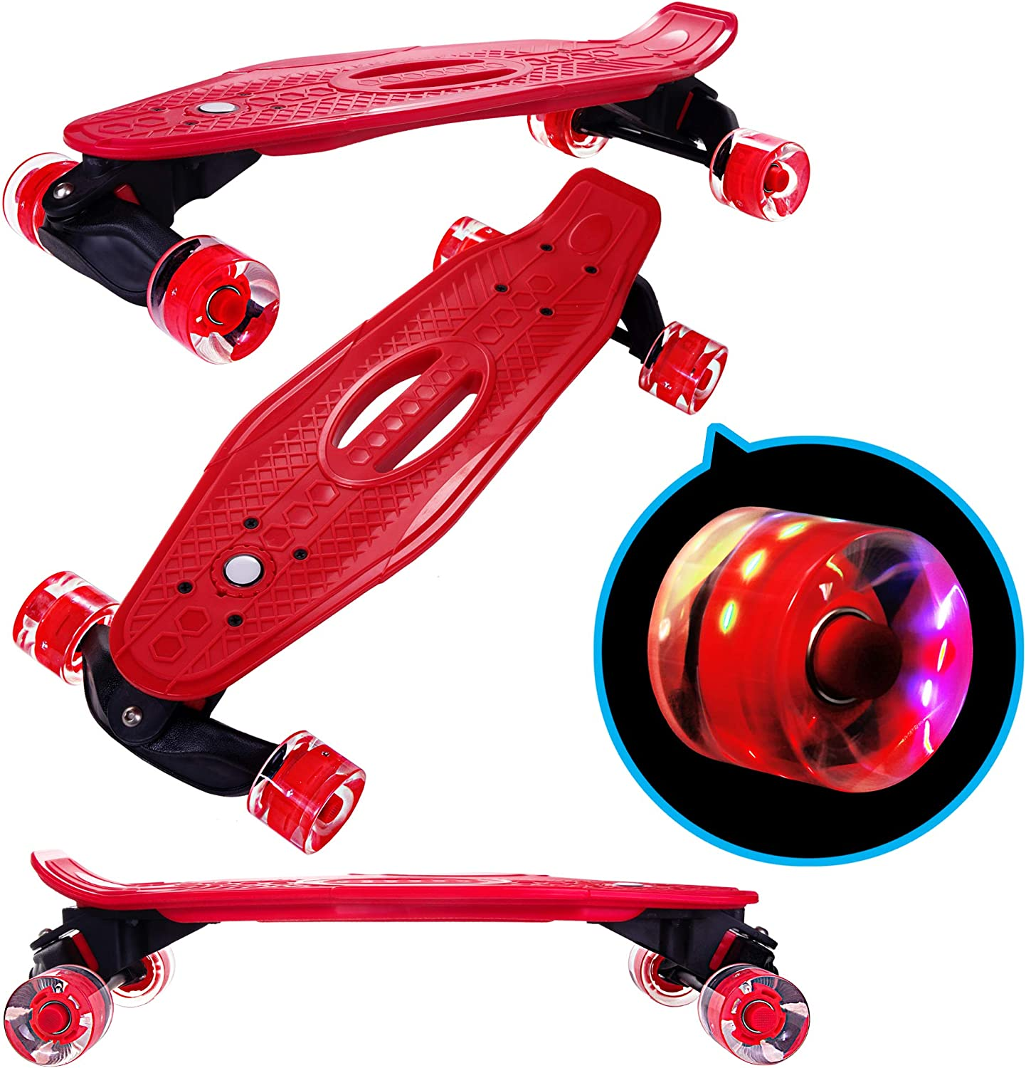Latest design skateboard for kids. Skateboard with hold design. Skateboard for 5 year old