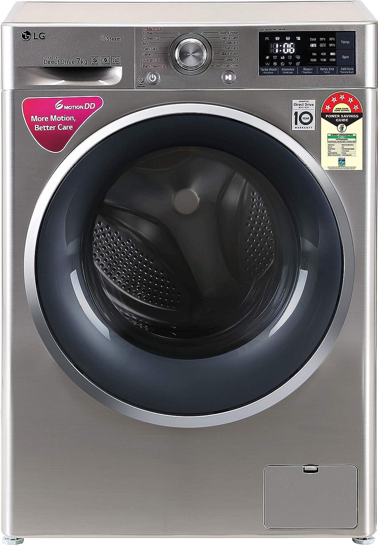 LG Front Load Washing Machine 7Kg